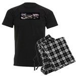 WSGZ Apparel Men's Dark Pajamas