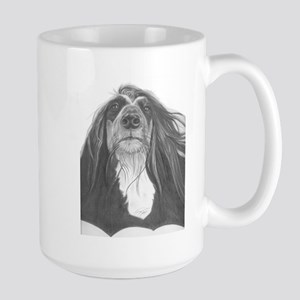 Maestro Afghan Large Mug
