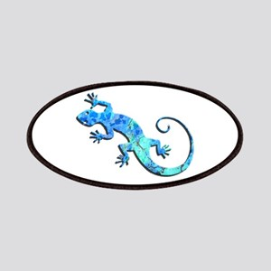 Malachite Blue Gecko Patches