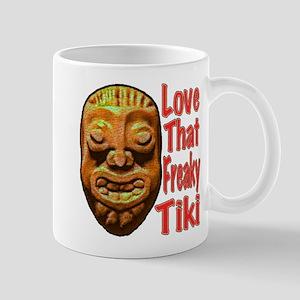 Love That Freaky Tiki Mug
