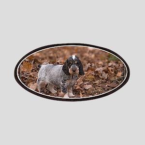English Cocker Spaniel-4 Patches