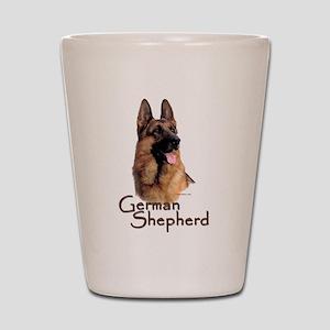 German Shepherd Dog-1 Shot Glass