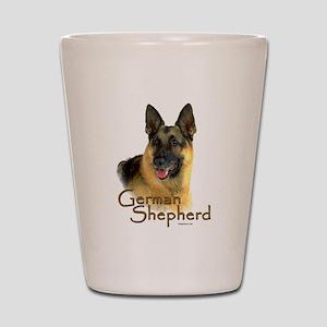 German Shepherd Dog-2 Shot Glass