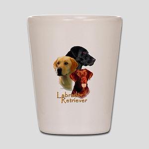 Labrador-7 Shot Glass