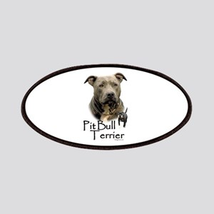Pit Bull Terrier Patches