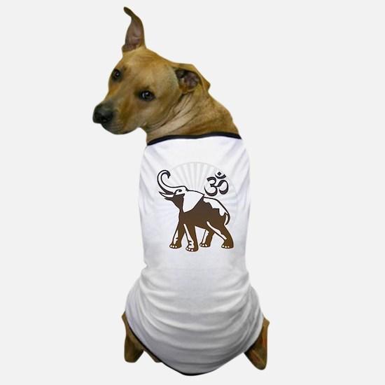 Ganesh Aum Dog T-Shirt