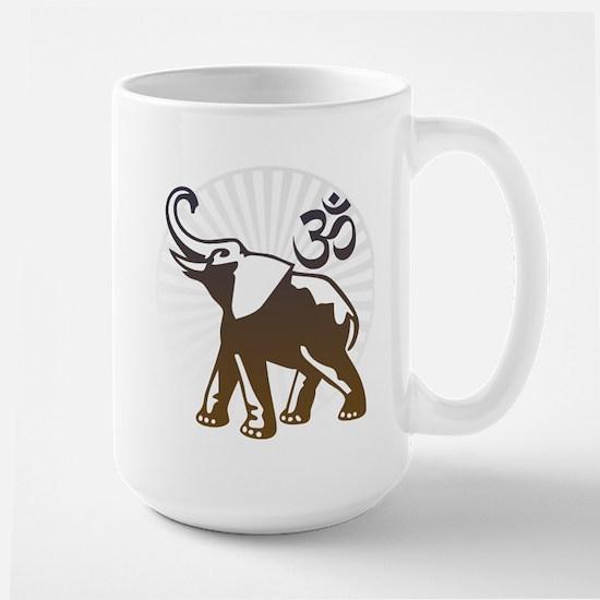 Ganesh Aum Large Mug