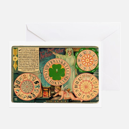 Fortune Teller Greeting Card