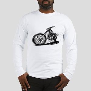 Triumph Chopper Long Sleeve T-Shirt