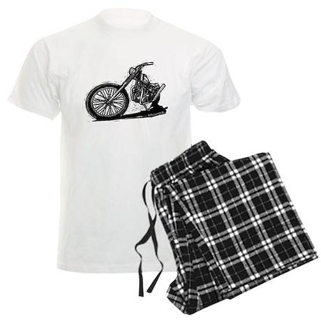 Triumph Chopper Men's Light Pajamas