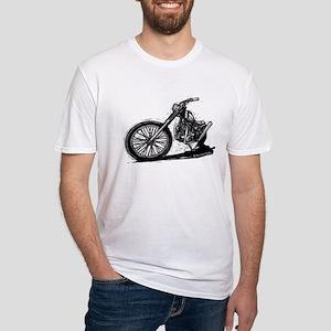 Triumph Chopper Fitted T-Shirt