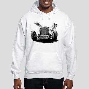 No Trespassing Hooded Sweatshirt
