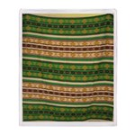 Indian Design-04aa Throw Blanket