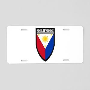 Philippines Patch Aluminum License Plate