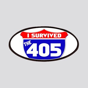 I survived the 405 Patches