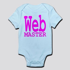 Web Masters Infant Bodysuit