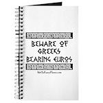 Greeks Bearing Euros Journal