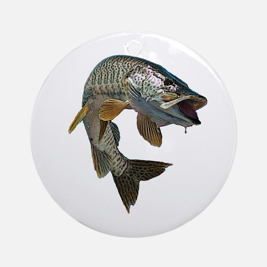musky 4 Ornament (Round)