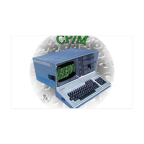 CP/M OS 38.5 x 24.5 Wall Peel
