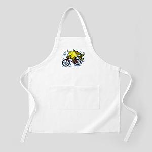 Bicycle Fish Apron