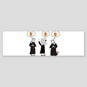 Nuns Jubilee Sticker (Bumper 10 pk)