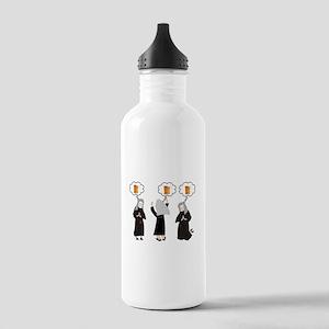 Nuns Jubilee Stainless Water Bottle 1.0L