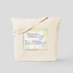 ACIM-Beauty & Blessing Tote Bag