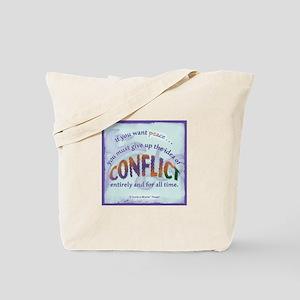 ACIM-If You Want Peace Tote Bag