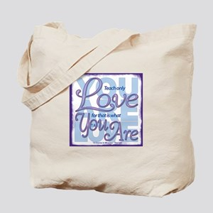 ACIM-You Are Love Tote Bag