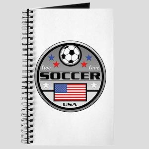 Live Love Soccer USA Journal