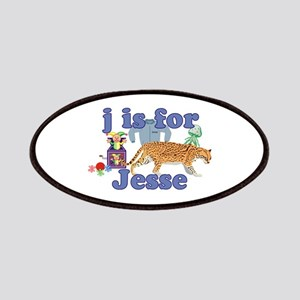 J is for Jesse Patches