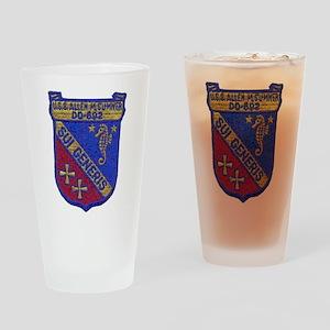 USS ALLEN M. SUMNER Drinking Glass