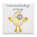 Nanotechnology Huge Tile Coaster