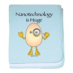 Nanotechnology Huge baby blanket