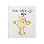 Nanotechnology Huge Throw Blanket