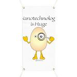 Nanotechnology Huge Banner