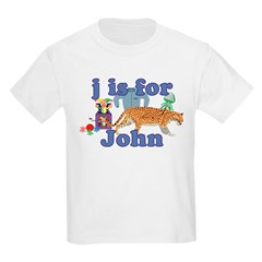 J is for John T-Shirt