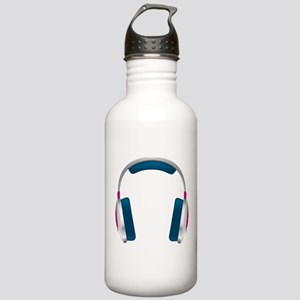 headphone Stainless Water Bottle 1.0L
