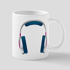 headphone Mug
