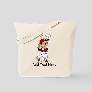 Personalized cute cartoon bas Tote Bag