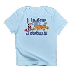 J is for Joshua Infant T-Shirt