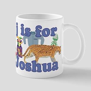 J is for Joshua Mug