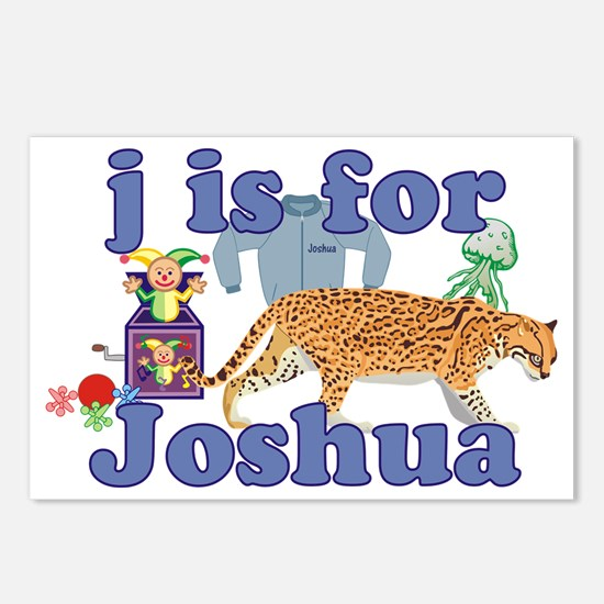 J is for Joshua Postcards (Package of 8)