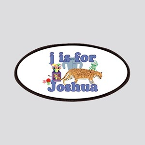 J is for Joshua Patches