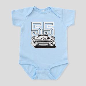 '55 Olds Infant Bodysuit