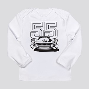 '55 Olds Long Sleeve Infant T-Shirt
