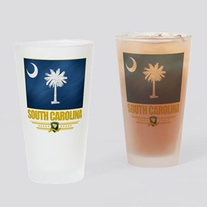 South Carolina Pride Drinking Glass