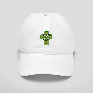 Irish Celtic Cross Tattoo Cap