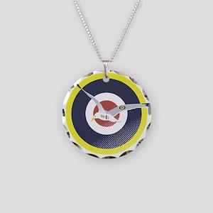 Brighton Seagull Necklace Circle Charm