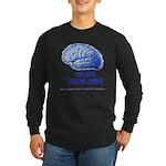 Skank Repel Long Sleeve Dark T-Shirt